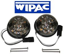 DEFENDER SMOKED LED FRONT  LIGHT SET DA1274SM