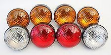 LAND ROVER DEFENDER NAS - ROUND LIGHT SET - 8 LIGHT SET