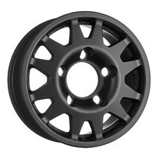 X4 Terrafirma Dakar Alloy Wheels for Defender Satin Black (TF105)