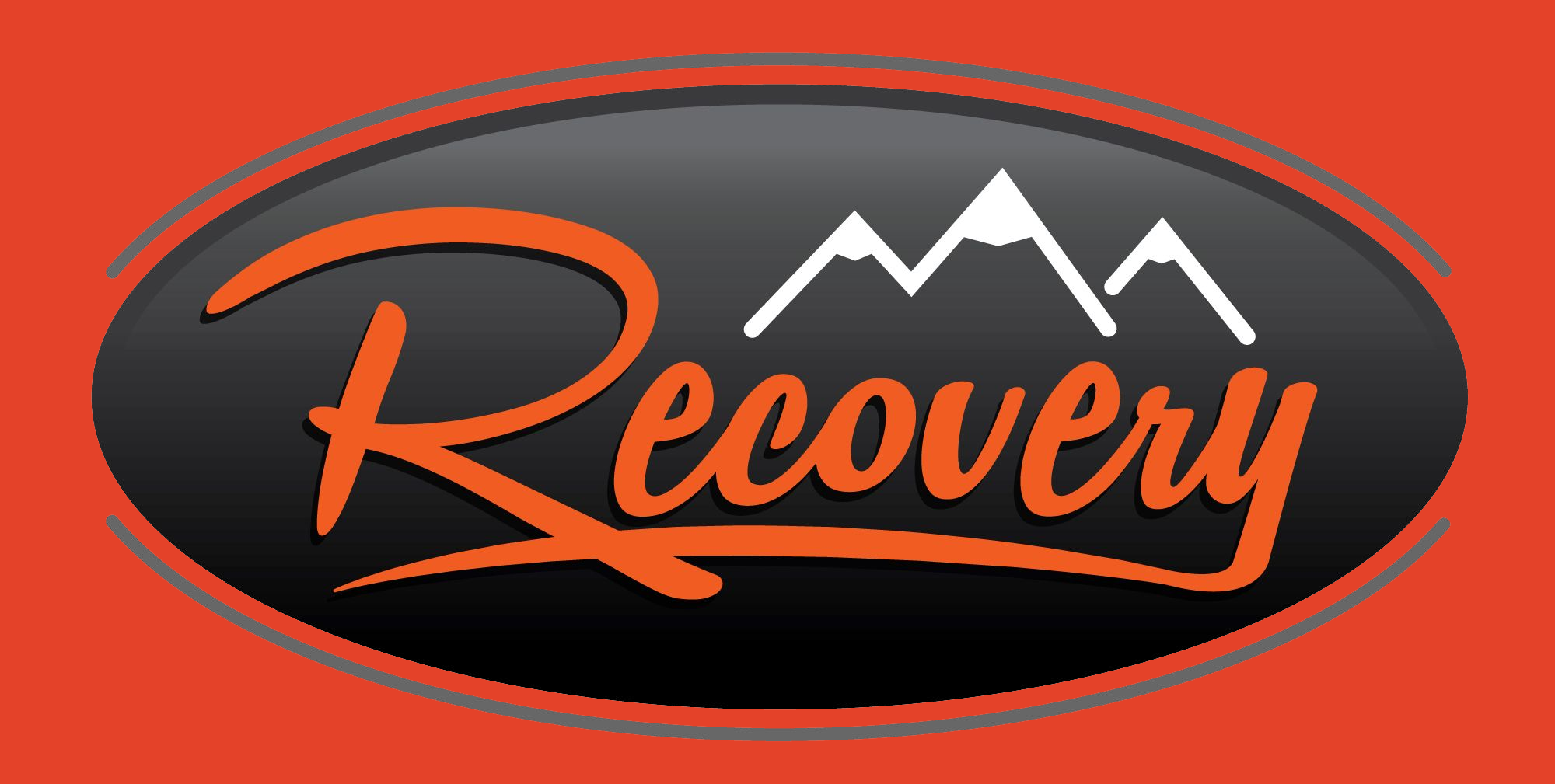 RECOVERY 4X4 LOGO